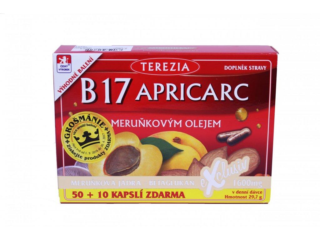 1846 b17 apricarc s marhulovym olejom cps 50 10 ks