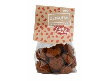 19386 biopekarna zemanka bio coko kokosky s fair trade kakaom 100g