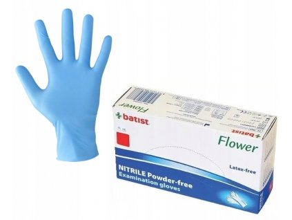 batist nitrilove rukavice nepudruvane lekarenmoja sk