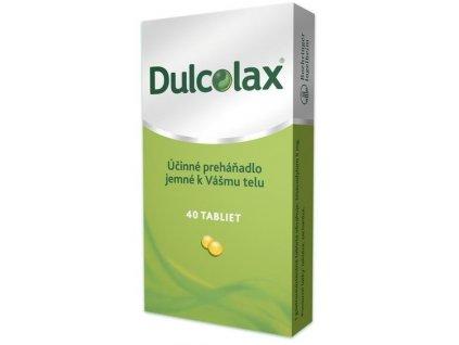 dulcolax tablety ilieky