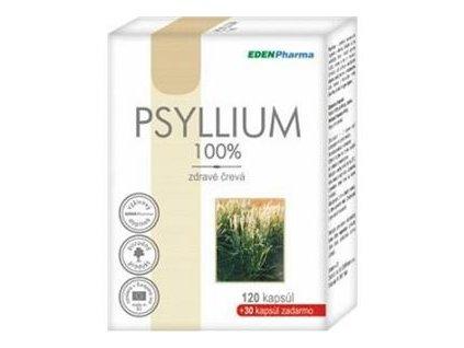 1849 edenpharma psyllium cps 120 ks
