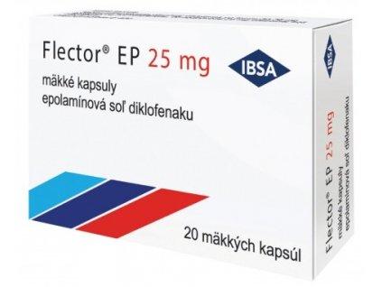 ibsa flector makke kapsuly 25 mg ilieky