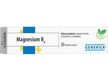 generica magnesium 20 eff ilieky