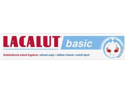 lacalut basic pasta 75 ml ilieky