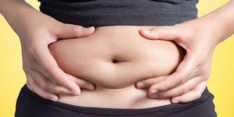 Samotným posilováním břicha tuky nezmizí