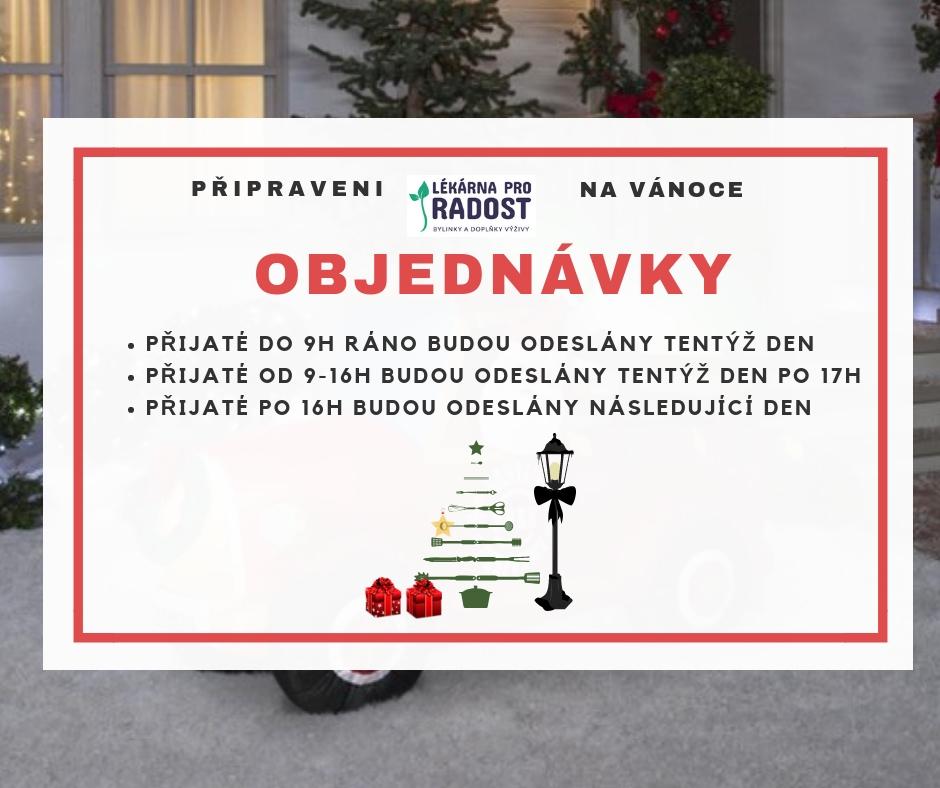 Vánoční doprava Vašich zásilek