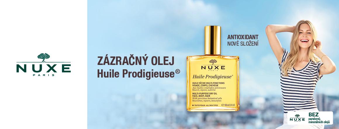 Nuxe nový Huile Prodigieuse