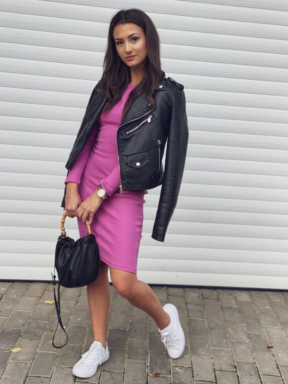 Šaty Kylie Fuschia