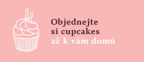 Objednejte si cupcakes až k vám domů