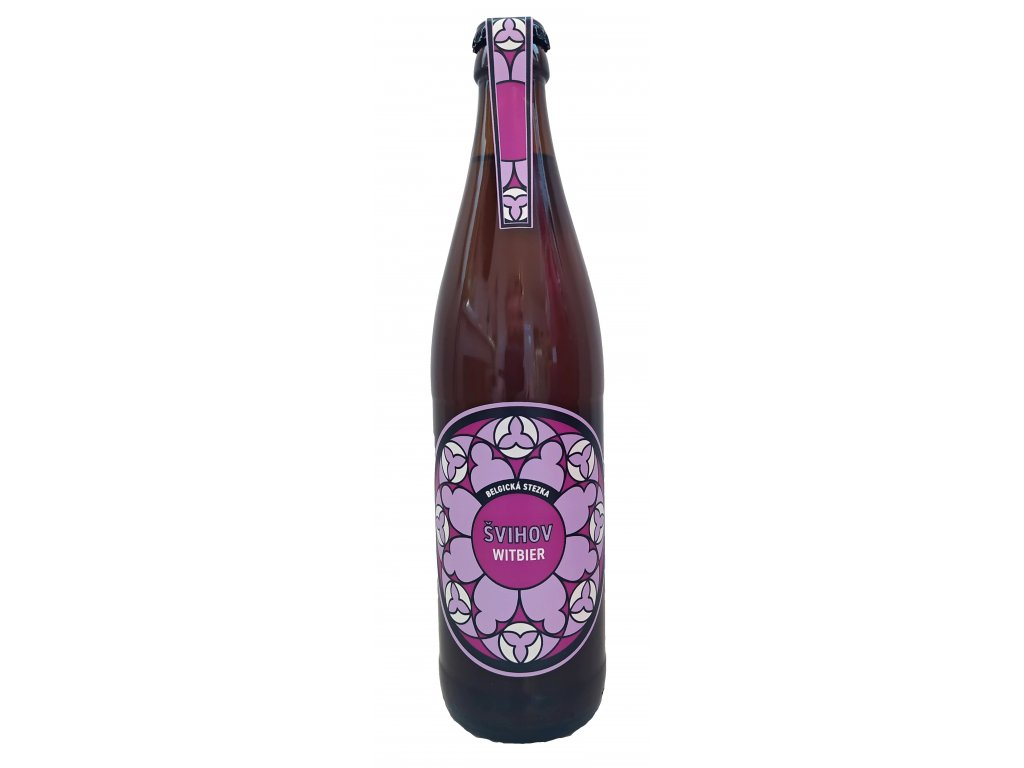 Švihovský pivovar Witbier