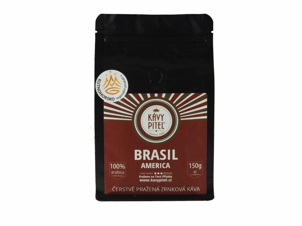 291 brasil brazilie zrnkova kava kavy pitel 150g