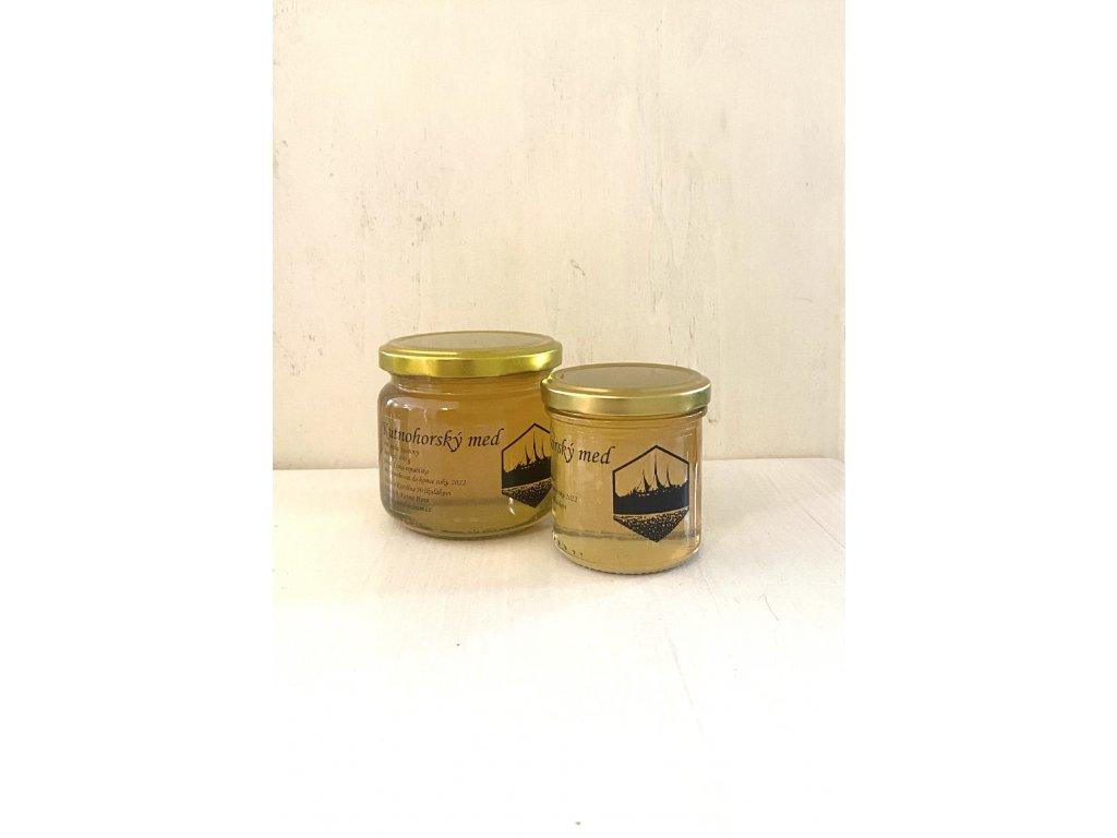 Jarní med