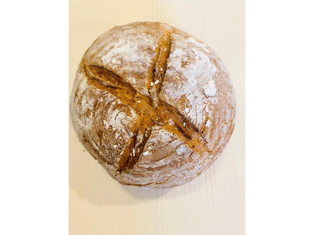 Chléb pšenično - žitný