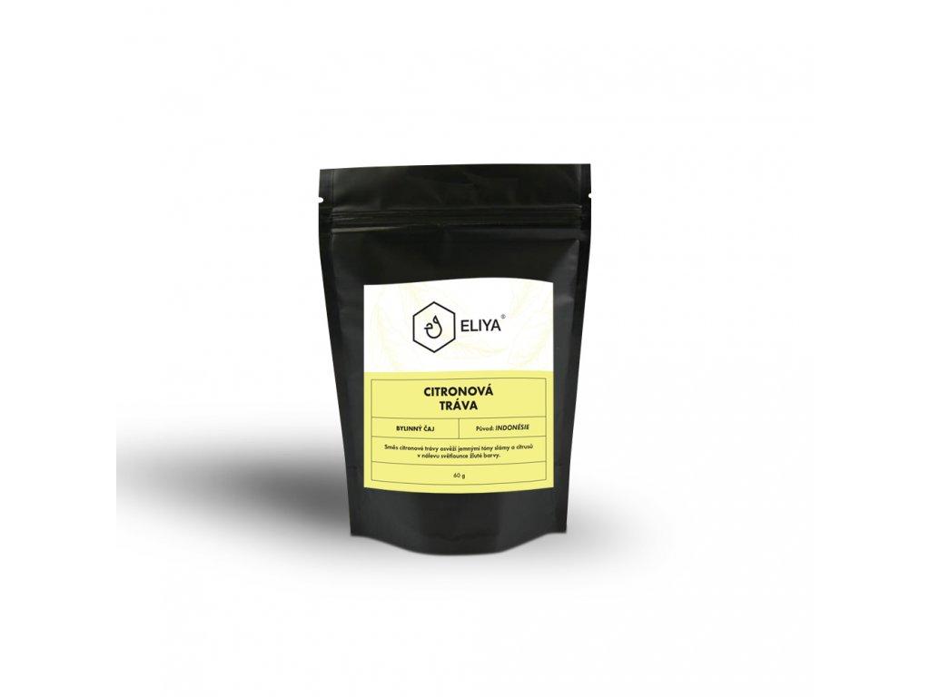 60g black sacek citronova trava