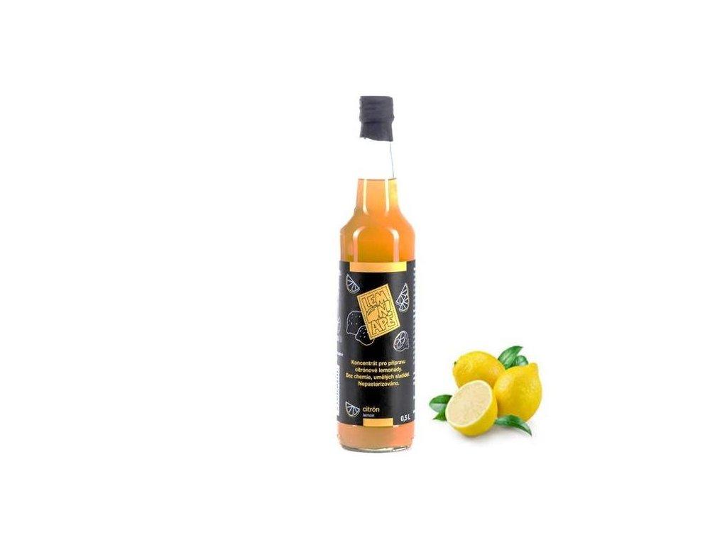 LemonApe - zázvor