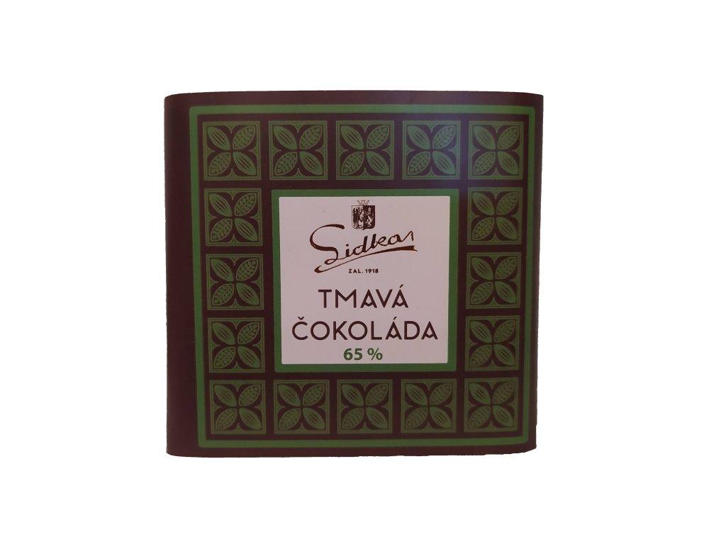 Tmavá cokolada 65%