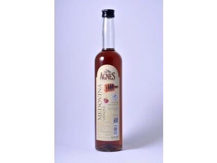Višňová medovina Agnes 0,5l (Kosher)