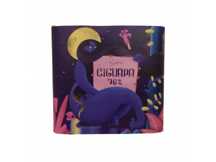 04 Ciguapa tmavá čokoláda 70%