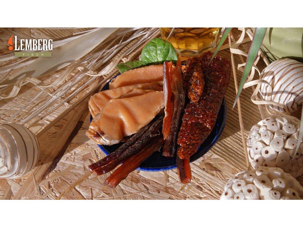 uzené a sušené ryby