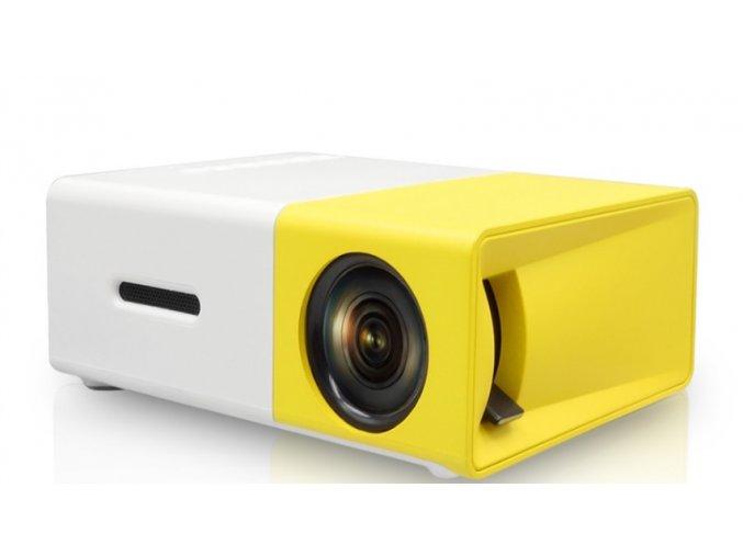 Mini LED Projektor AAO YG300 - 600lumenov