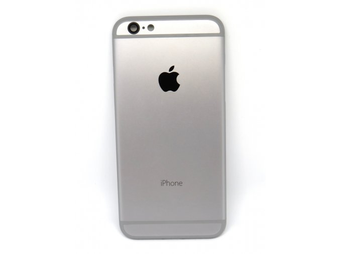 617 apple iphone 6 zadny kryt sivy space gray tlac idla