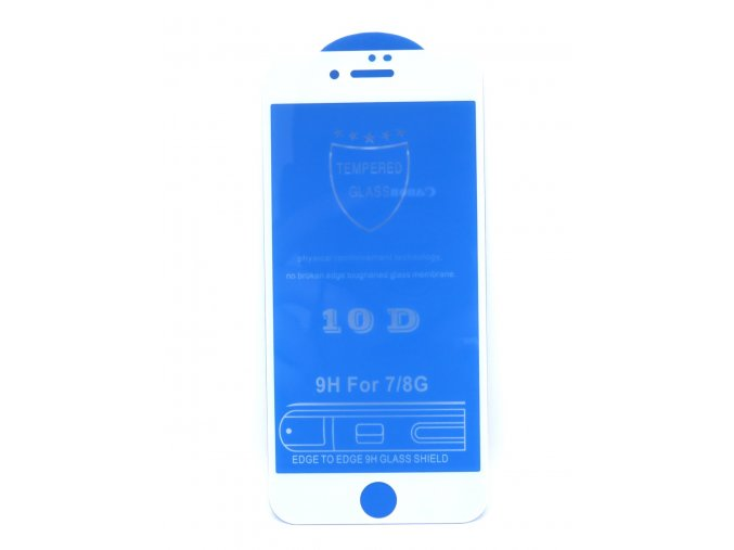 767 1 iphone 7 ochranne temperovane sklo 10d biele