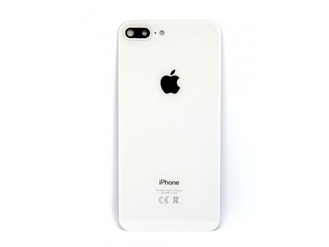1187 iphone 8 plus zadne sklo skli c ko kamery strieborna farba