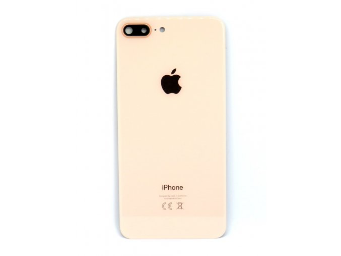 1190 iphone 8 plus zadne sklo skli c ko kamery zlata farba