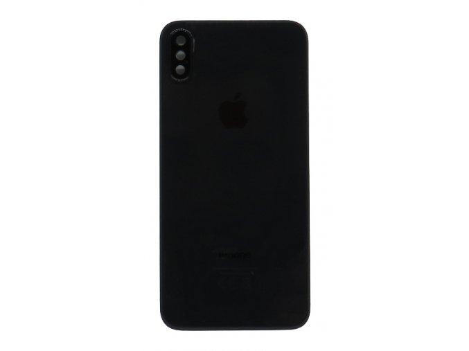 1196 2 iphone x zadne sklo skli c ko kamery space grey farba