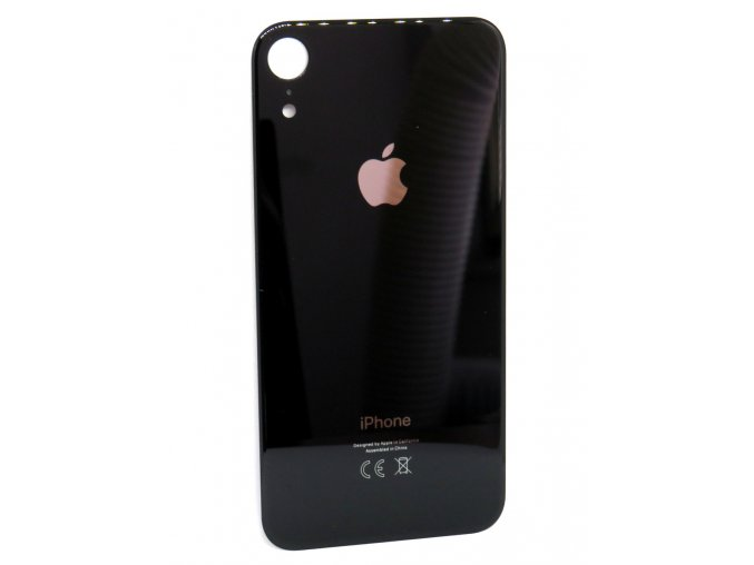 1145 2 iphone xr zadne sklo skli c ko kamery cierna farba