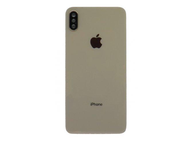 1157 iphone xs max zadne sklo sklicko kamery zlata farba