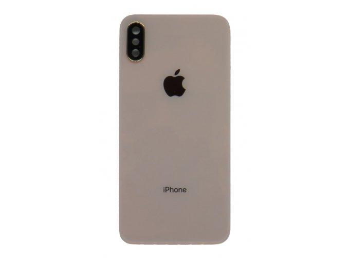 1130 2 iphone xs zadne sklo sklicko kamery zlata farba