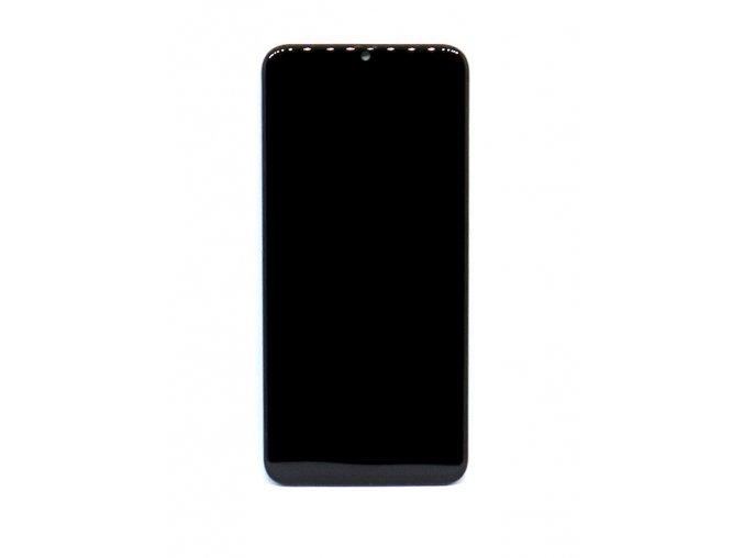 Náhrada Incell LCD Displej Samsung galaxy A50 (SM-A505F) + dotyková plocha čierna + Rám  - Náhrada: Incell Kvalita + Rám
