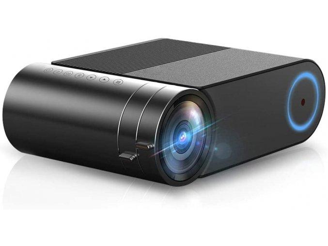 Multimedialny HD LED Projektor AAO YG420 - 2800 lumenov