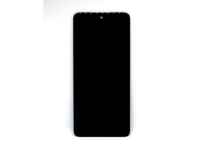 Originál LCD Displej Huawei P Smart 2021 + dotyková plocha čierna  -Originál kvalita
