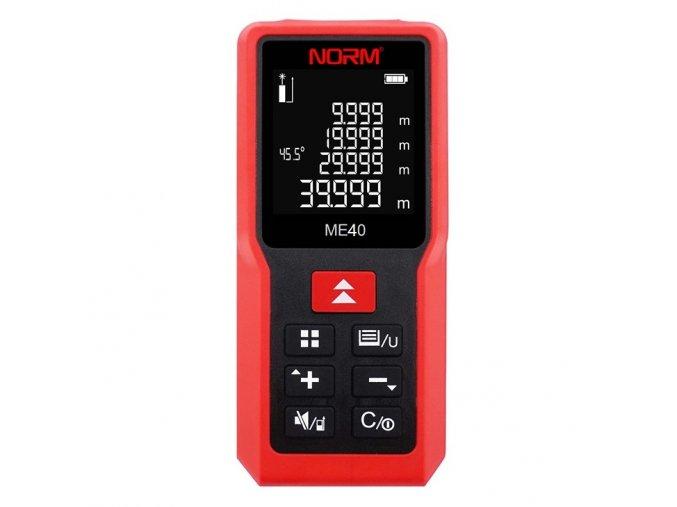 Lasérový merač vzialenosti NORM ME40