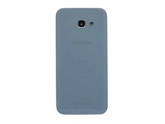 Samsung A5 2017 (a520) - Kryt zadný + kryt fotoapárátu, farba modrá