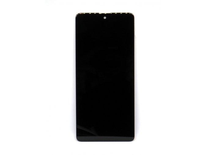 Náhrada Incell LCD Displej Samsung galaxy A71 (SM-A715F) + dotyková plocha čierna  -kvalita incell
