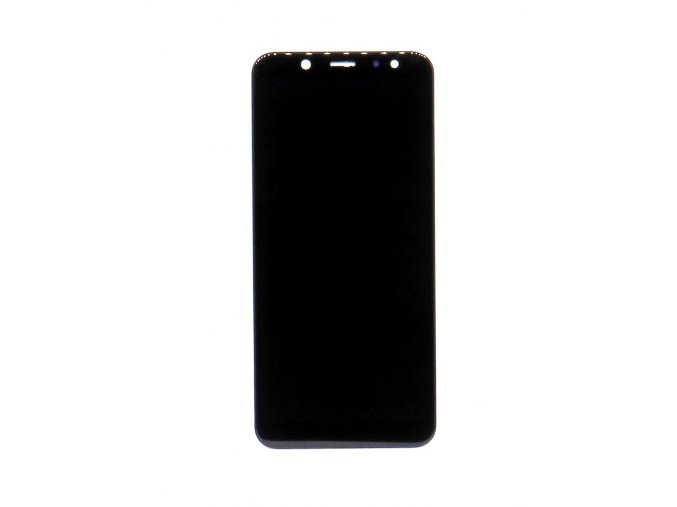 OEM OLED Displej Samsung galaxy A6 (a600) + dotyková plocha čierna  -OEM OLED, farba čierna