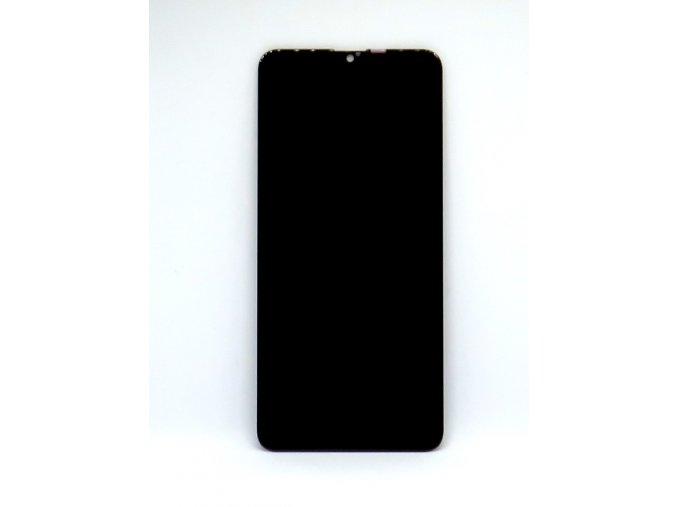 Originál LCD Displej Samsung galaxy A20s (SM-A207F) + dotyková plocha čierna  -Originál