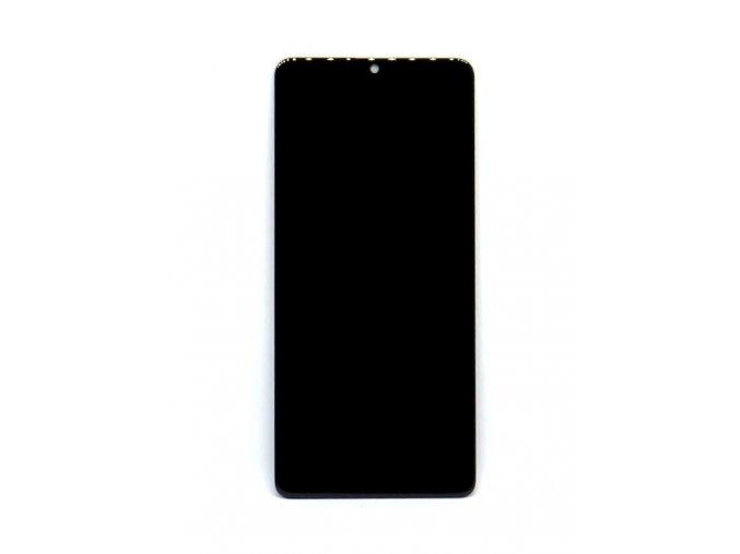 Náhrada Incell LCD Displej Samsung galaxy A41 (SM-A415F) + dotyková plocha čierna  Náhrada: Incell