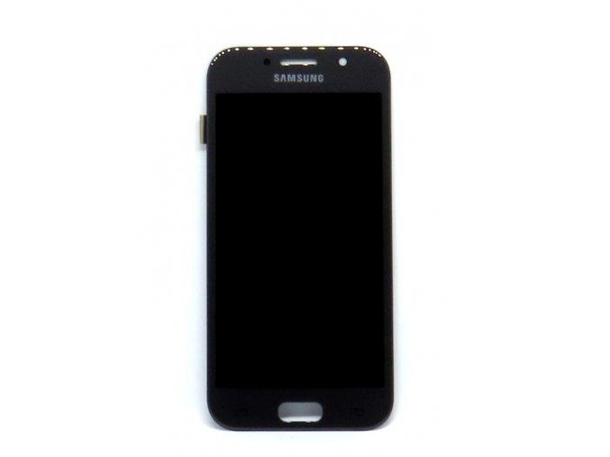OEM OLED Displej Samsung galaxy A5 2017 (a520)+ dotyková plocha čierna  -Kvalita Oled, farba čierna