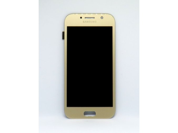 OEM OLED Displej Samsung galaxy A5 2017 (a520)+ dotyková plocha zlatá  -Kvalita Oled, farba zlatá