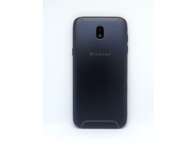 Samsung J5 2017 (j530) - Kryt zadný + kryt fotoaparátu + tlačidlá, farba čierna  farba čierna