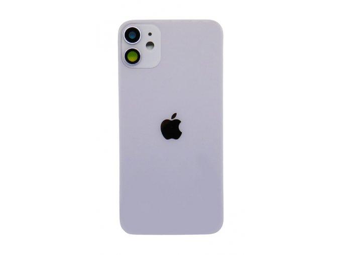Iphone 11 zadné sklo - fialová farba (Purple)  farba fialová