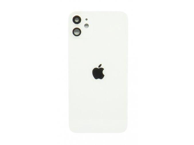 Iphone 11 zadné sklo - biela farba (White)  farba biela
