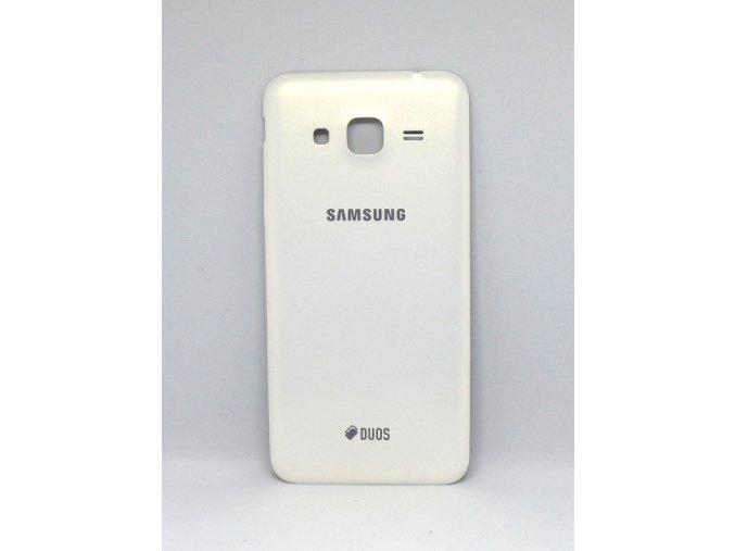 Samsung galaxy J3 2016 (j320) - Kryt zadný + kryt fotoaparátu, farba biela