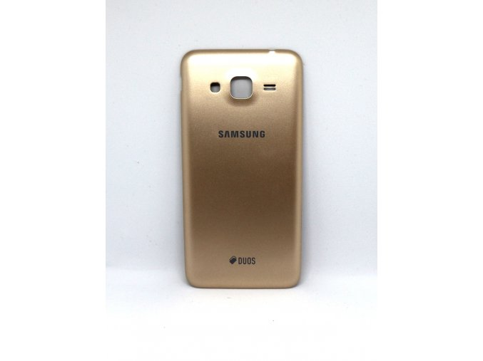 Samsung galaxy J3 2016 (j320) - Kryt zadný + kryt fotoaparátu, farba zlatá