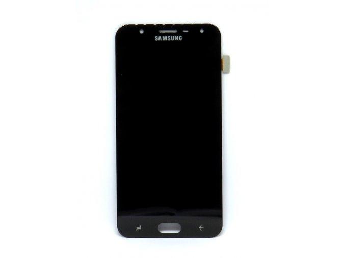 Náhrada LCD Displej Samsung galaxy J7 DUO (j720)+ dotyková plocha čierna  -TFT kvalita, farba čierna