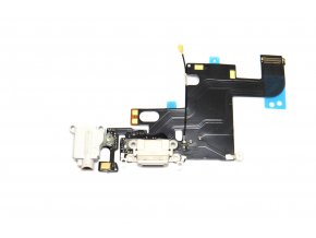 1235 apple iphone 6 nabijaci konektor jack konektor mikrofon flex kabel
